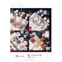 ◐ ◑ ◒ ◓韓國東大門◐ ◑ ◒ ◓-韓系糖果玩色甜美水晶一字夾超甜美連線髮飾 共1-13款 限量上市 2件300元