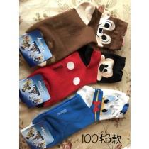 韓國東大門童趣迪士尼襪